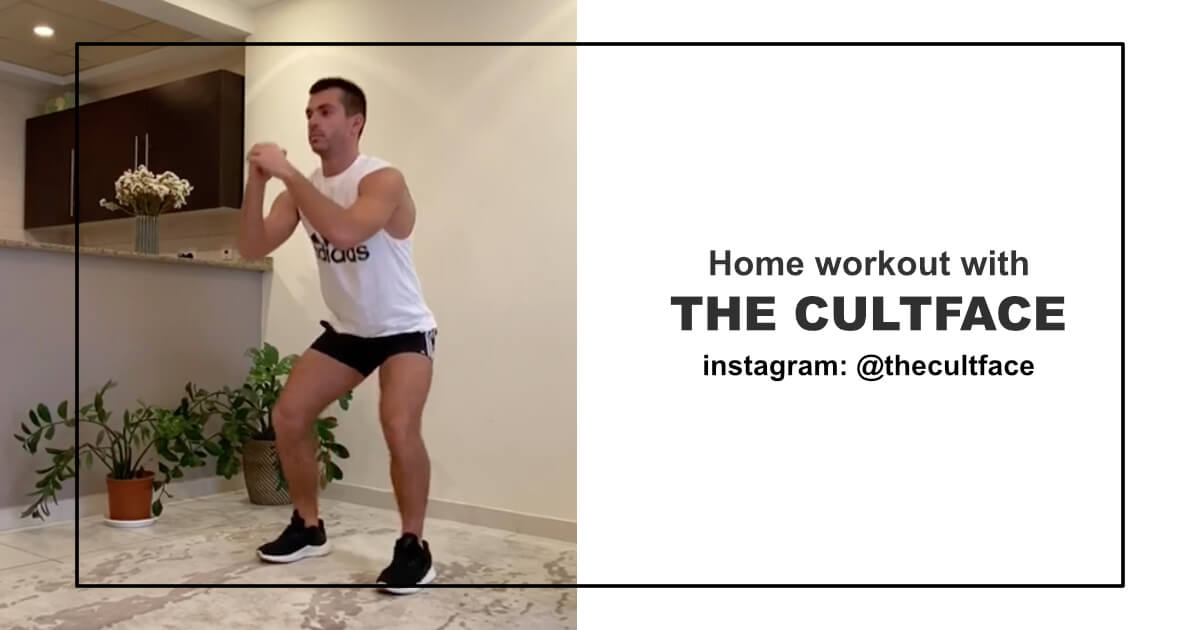 Home Workout with TheCultFace