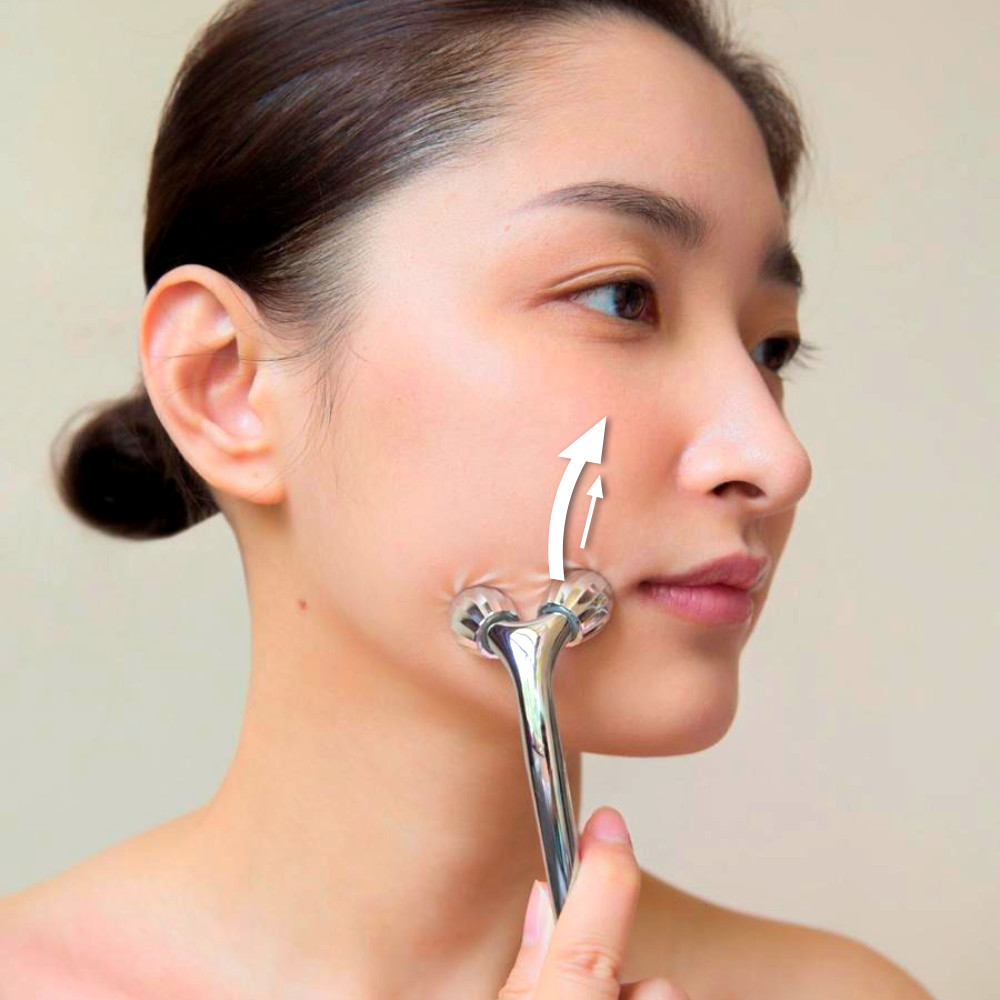 how to use sculpting roller the cultface