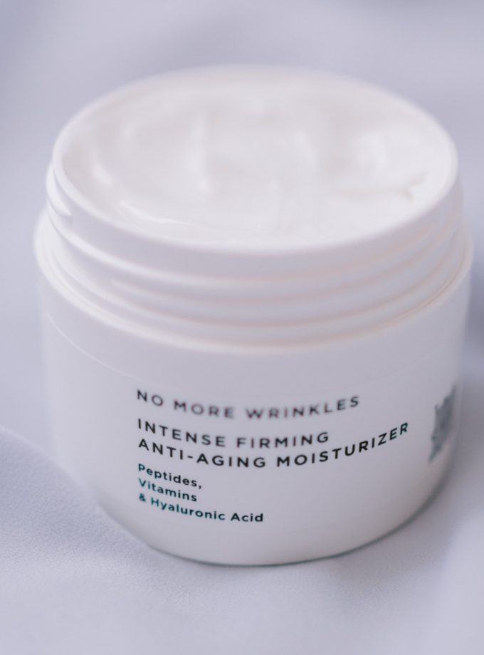 Intense Firming Anti-Aging Moisturizer with Peptides the CultFace