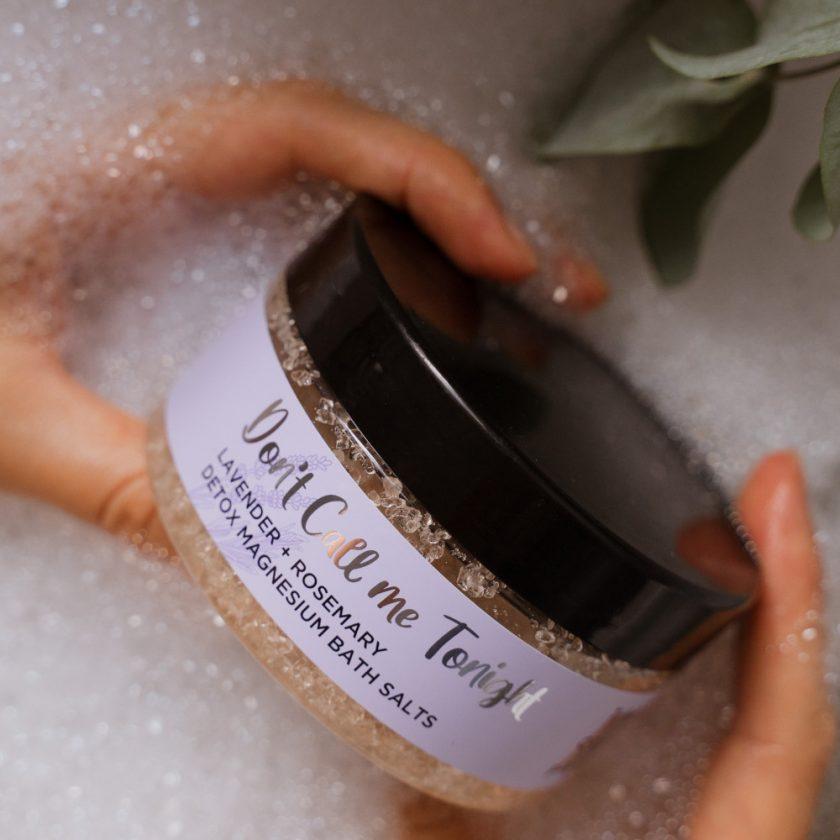 Detox Magnesium Salts the cultface