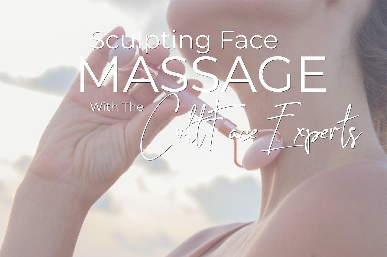 Sculpting Face Massage