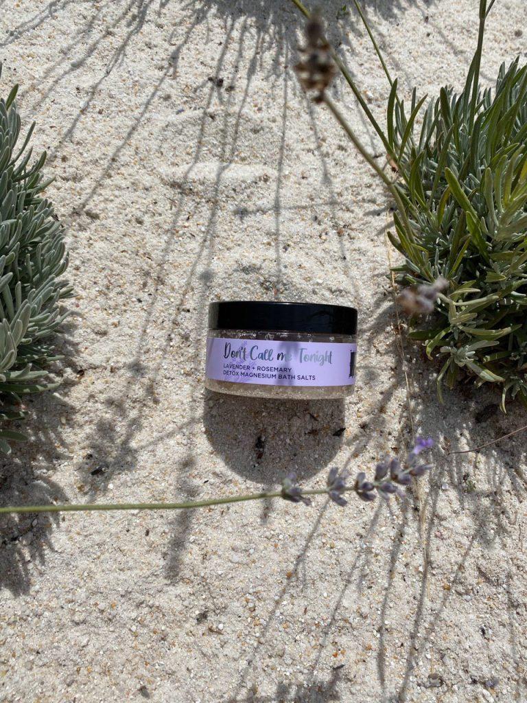 Detox Magnesium Salt the cultface